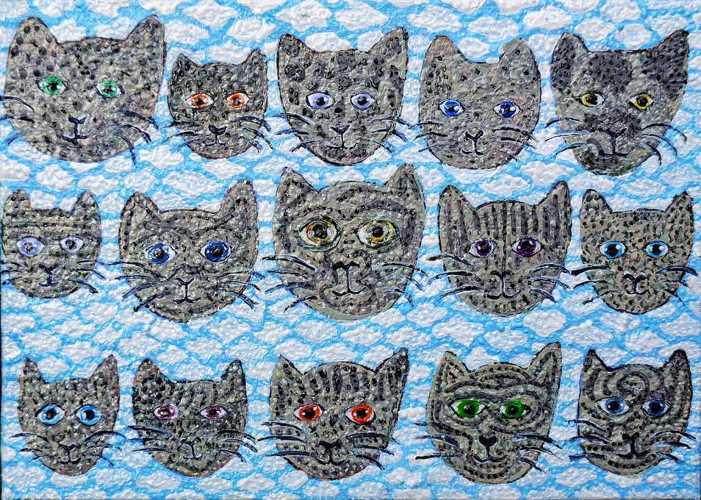 Cats Heads