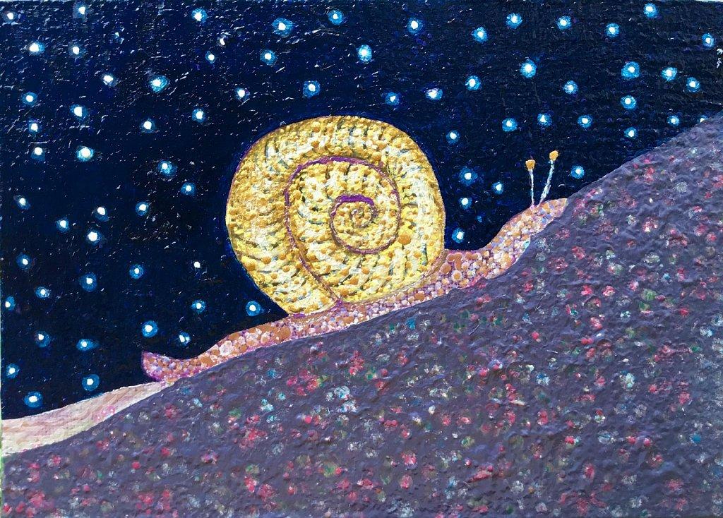 uphill Snail