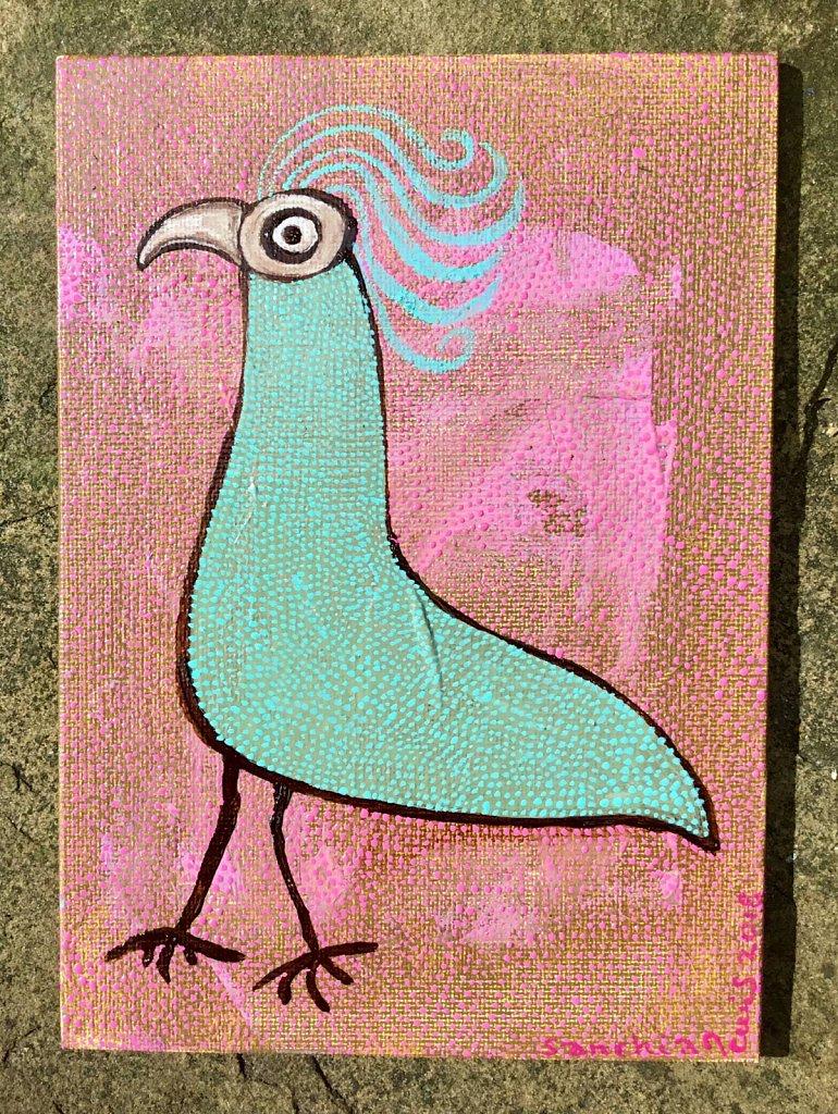 Jug Bird from Saintonge, France