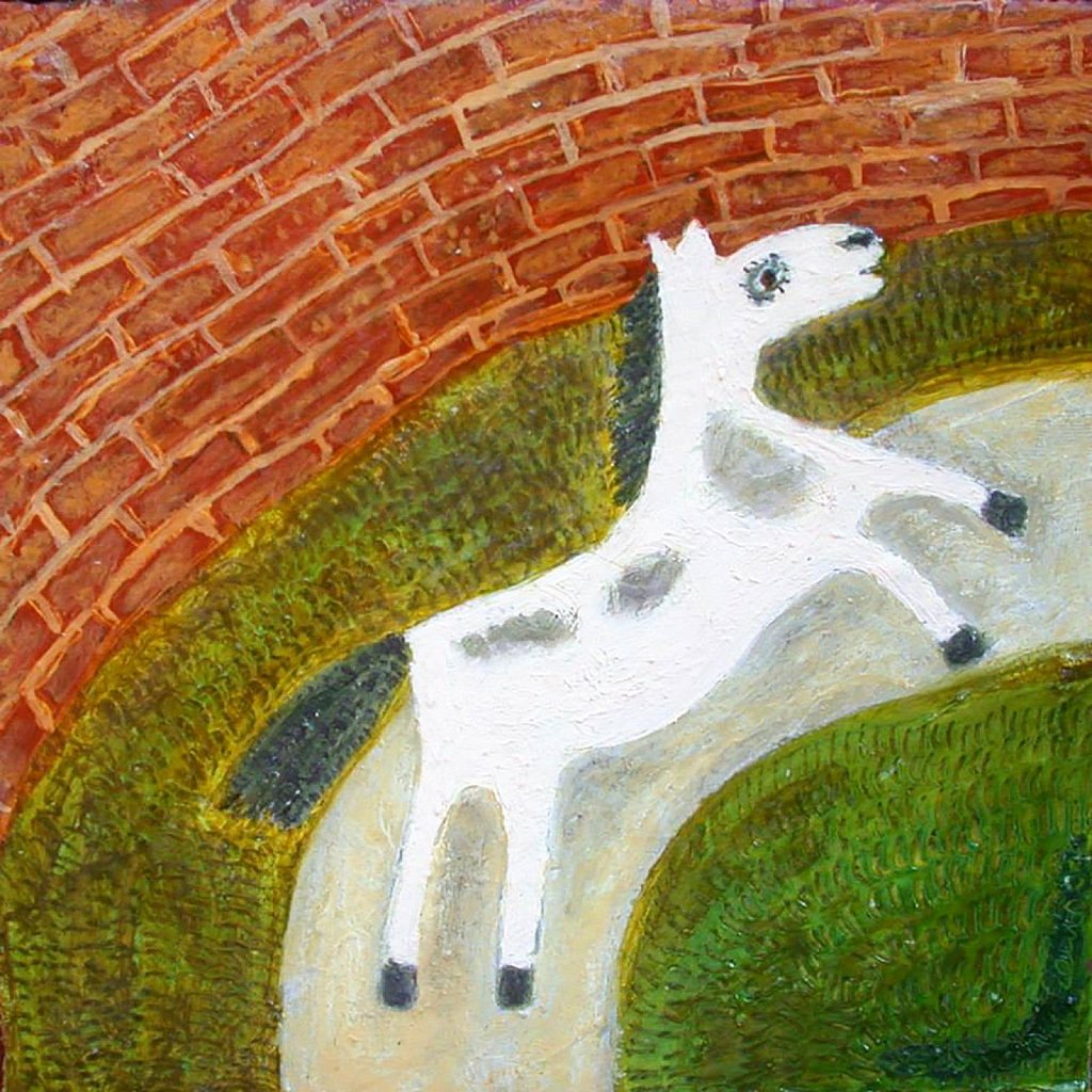 Horse on a Path