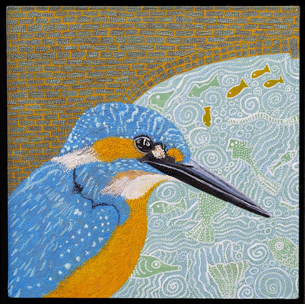 The Kingfishers of Peckham Rye